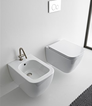 Wall-mounted WC Teorema 2.0