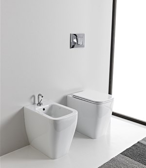 Floor-mounted WC Teorema 2.0