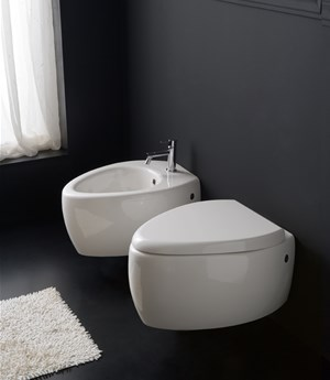 Wall-mounted bidet Moai