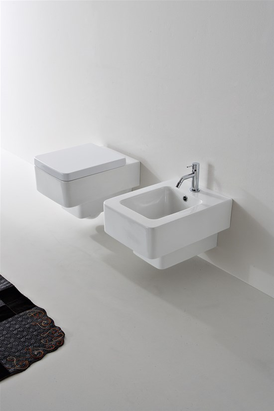 Wall mounted wc teorema - Model deco wc ...