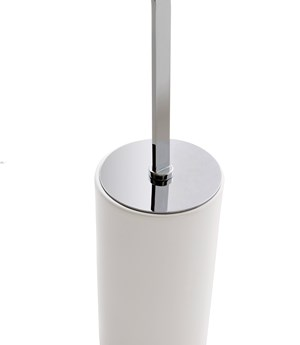 Freestanding toilet brush