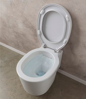 Wall-mounted WC 6/4,5 l Clean Flush