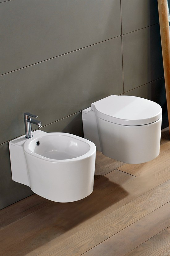 Wall-mounted WC Bucket