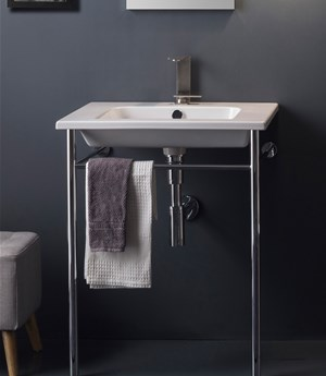 Console for washbasin