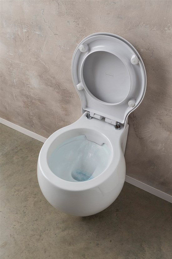 Wall-mounted WC 6 l Clean Flush