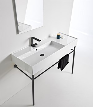 Console for washbasin 100 cm Teorema 2.0