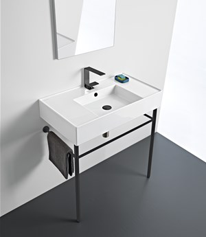 Console for washbasin 60 cm Teorema 2.0